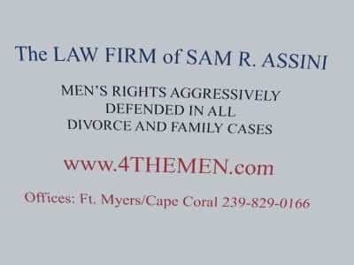 Men's Rights Law Firm aggressively defending clients in all family law cases