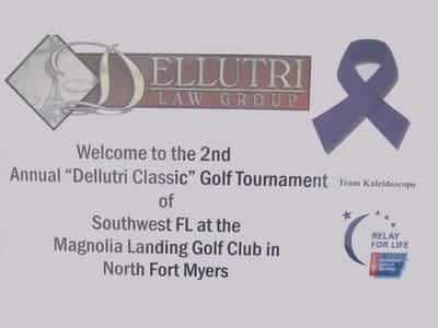 Dellutri Classic Golf Tournament Fort Myers FL